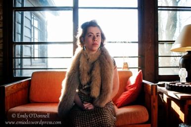 Lucy Steigerwald (Portrait)