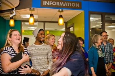 Opening of Pitt's Creativity Center