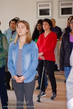 Mindfulness Fair at Pitt
