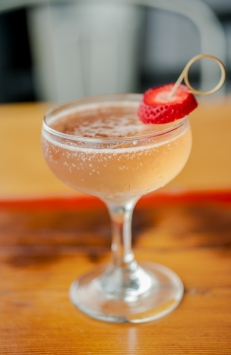 A Smallman Galley Cocktail
