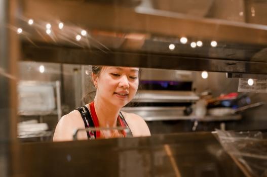 Chef Hoa Le of Banhmilicious