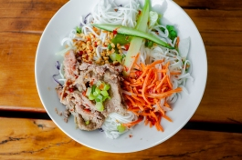 Pig Me Noodles from Banhmilicious