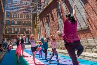 2018 International Children's Festival