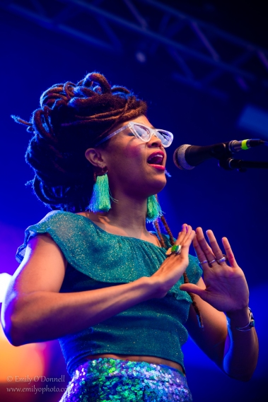 Valerie June at TRAF 2018