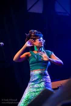 Valerie June at TRAF 2018